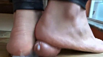 Footjob, Feet, Trample, Fetish, Trampling, Trample footjob