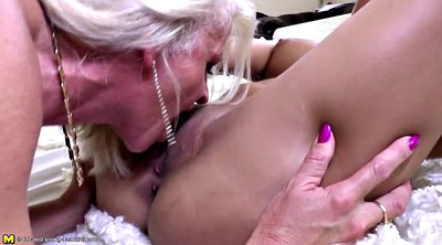 Old and young, Mature lesbians, Daughter fuck