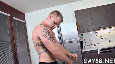 Oiled, Gay massage