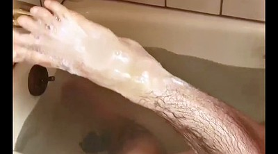 Mature granny, Granny solo, Mature shower
