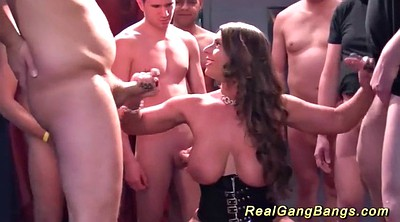 Milf party, Gangbang party, Busty german, Busty gangbang
