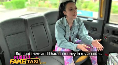 Strap on lesbian, Female taxi, Fake taxi