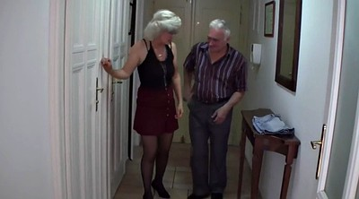 Old couple, Teen big tits, Couples