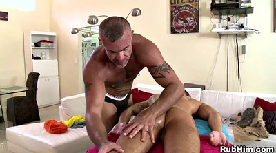Oiled, An, Horny massage