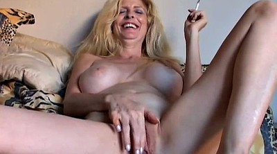 Old mature, Big tits granny