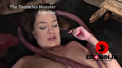 Tentacle, Tentacles, Monster sex, Monster creampie