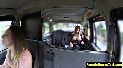 Big pussy, Busty babe, Lesbian car, Face licking, Lesbian face sitting