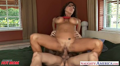 Busty mom, Mom fuck, Tara holiday, Mom blowjob