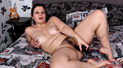 Big dildo hairy, Hairy solo, Hairy milf masturbation, Big woman