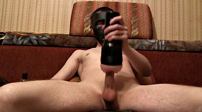 Mask, Fleshlight, Ebony solo
