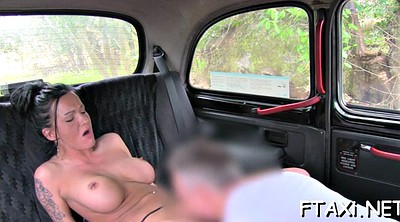 Fake taxi, Legs, Spread, Taxi fake