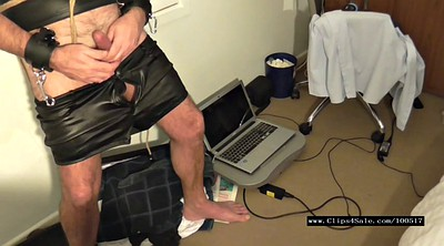 Masturbation, Cbt, Male, Bound