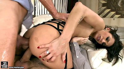 Cock anal