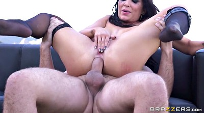 Romi rain, Fat ass, Rain, First time anal, Fat ass anal