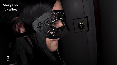 Mask, Glory hole