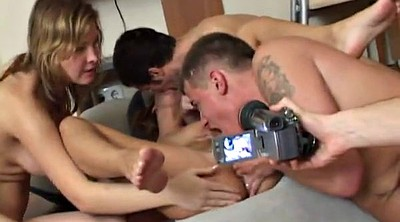 Student, Anal orgy