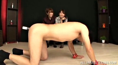 Asian foot, Strapon, Well, Asian foot fetish