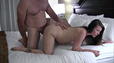 Hotel, Wife creampie, Wife cheating, Cheating creampie