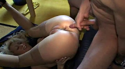 Mature, Cum twice