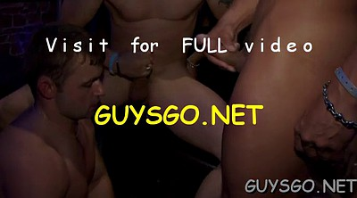 Orgy, Anal party, Anal orgy