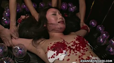 Electric, Torture, Asian bdsm, Japanese tits, Japanese bondage, Anna