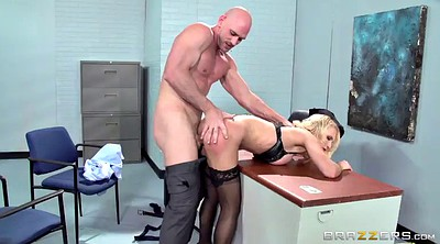 Office, Blonde girl