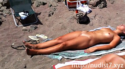 Spy cam, Nudists, Beach voyeur