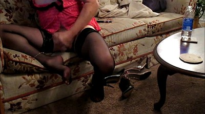 Nylon, Nylon feet, Nylon foot, Nylons feet