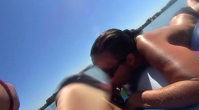 Tube, Lake, Public cumshot
