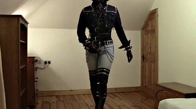 Jeans, Pvc, Leather