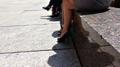 Foot, Sole, Shoe, Candid, High, Sexy heels