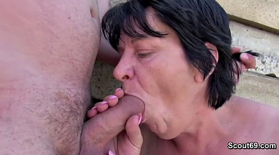 Seduce, Young hairy, Hairy outdoors, Old fuck young, Hairy granny, Public german