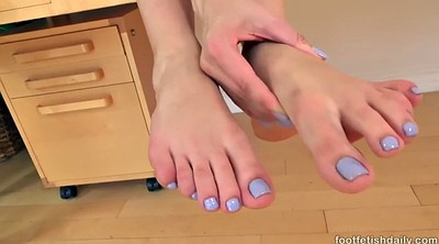 Foot, Teen solo