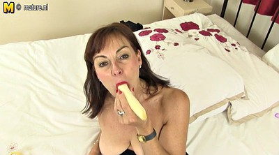 Pissing, Pissed, Mature anal, Banana
