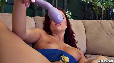Jayden, Long dildo