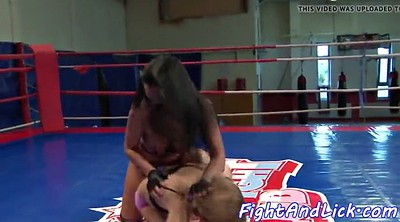 Catfight, Wrestling, Fight