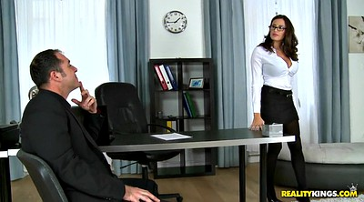 Romanian, Milf office