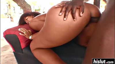 Big black cock creampie