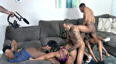 Group, Bbw orgy, Black group, Night sex