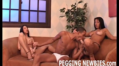 Pegging, Bisexual