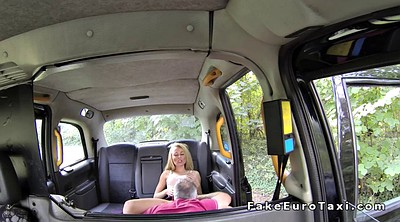 Fake taxi, Piss in