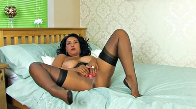 Milf stocking, Mature solo, Stockings solo, Solo stocking
