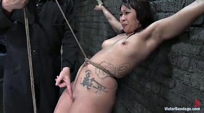 Torture, Water, Asian bdsm, Water torture, Asian bitch