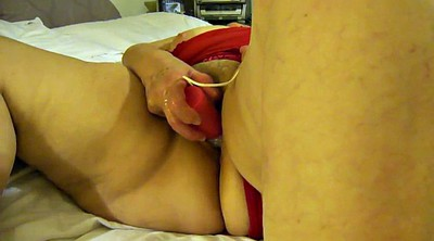 Granny sex, Granny masturbation