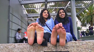 Indian, Indian girls, Footing, Stinky