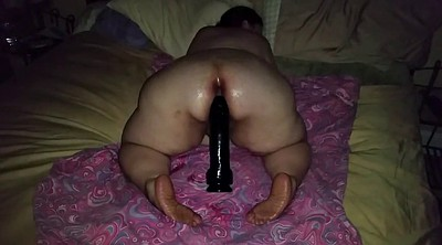 G-queen, Fetish, Big dildo