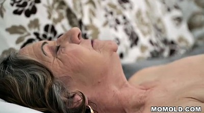 Hairy granny, Mature pussy