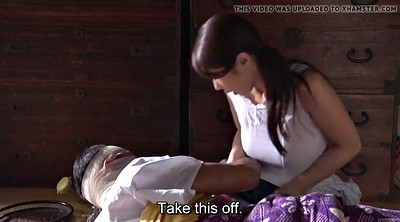 Japanese wife, Japanese old, Subtitles, Subtitle, Japanese young, Old japanese