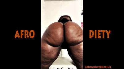 Black bbw, Amazon, Thick asses