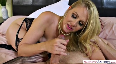 Julia ann, Blonde cougar